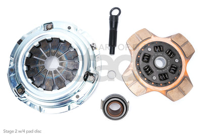 Exedy Stage 2 Cerametallic Clutch - Honda/Acura Applications
