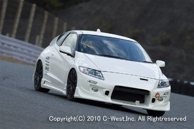 C-West Front Bumper - 2011+ CR-Z (ZF1)