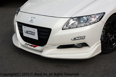 C-West Front Lip - 2011+ CR-Z (ZF1)