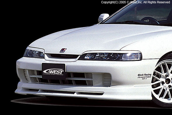 C-West Front Lip - 94-01 Integra (DC)