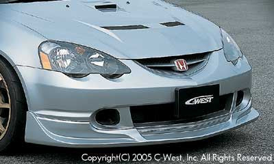 C-West Front Lip - 02-04 RSX (DC5)