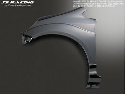 J's Racing Front Wide Fender Kit - 01-08 Fit (GD3)