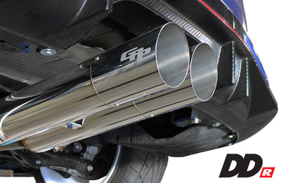 Greddy DD-R Cat-Back Exhaust System - 2017+ Civic Type-R (FK8)