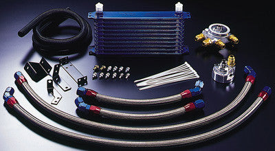 Greddy Oil Cooler Kit - 00-09 S2000 (AP1/AP2)