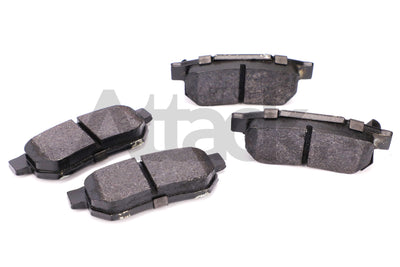 Hawk HP Plus Rear Brake Pads - Honda/Acura Applications