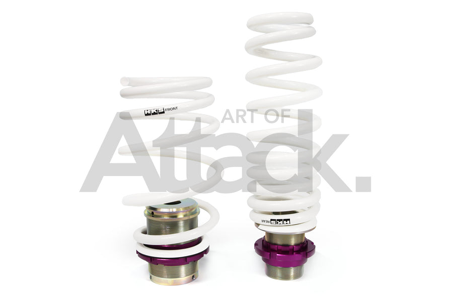 HKS Hipermax Touring Adjustable Spring - 2020+ Toyota Supra (A90)