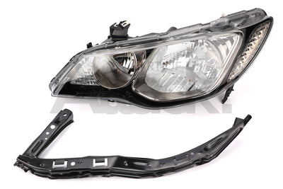 Honda OEM FD2 Front Head Light Brackets - 06-11 Civic Type R (FD2)