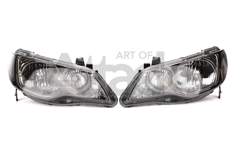 Honda OEM Civic Type R Headlights -  06-11 Civic (FD2)