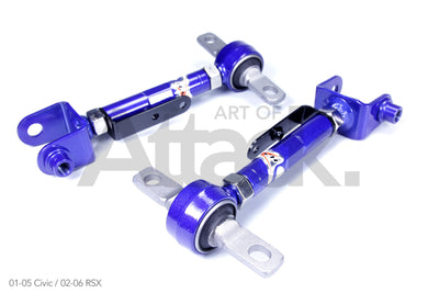 HardRace Rear Camber Kits - Honda/Acura Applications