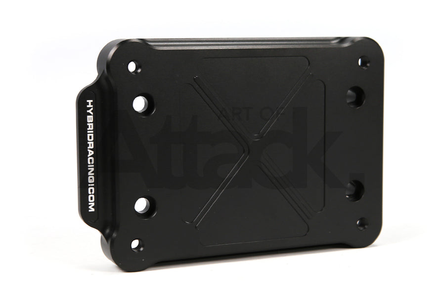 Hybrid Racing RSX Shifter Mounting Plate - K-Swap Vehicles