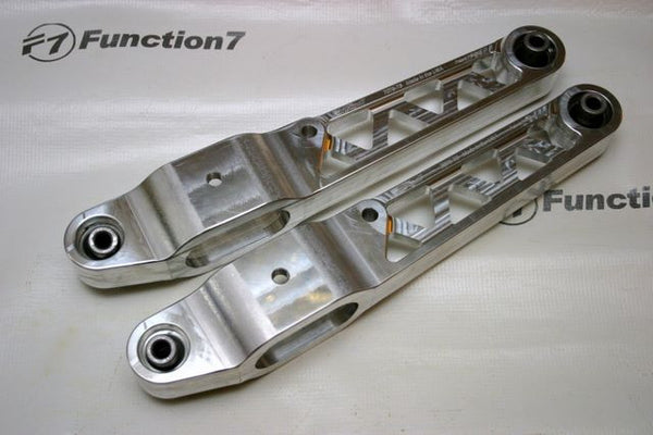 Function 7 Spherical Bearing Lower Control Arms -  88-05 Civic/90-01 Integra/02-06 RSX