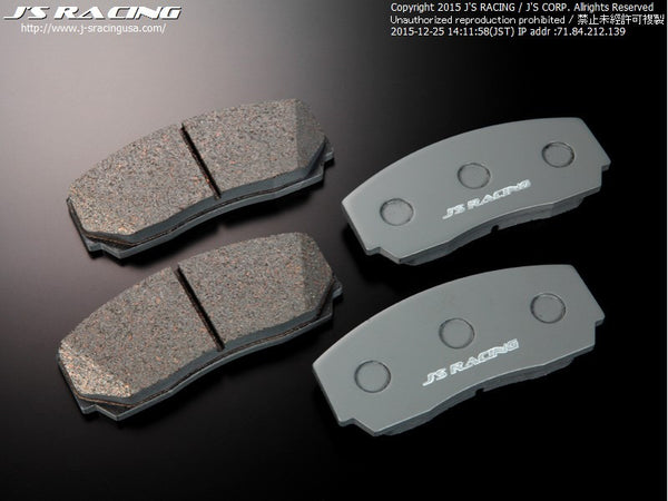 J's Racing Hyper 6IX 6POT Street Brake Pads