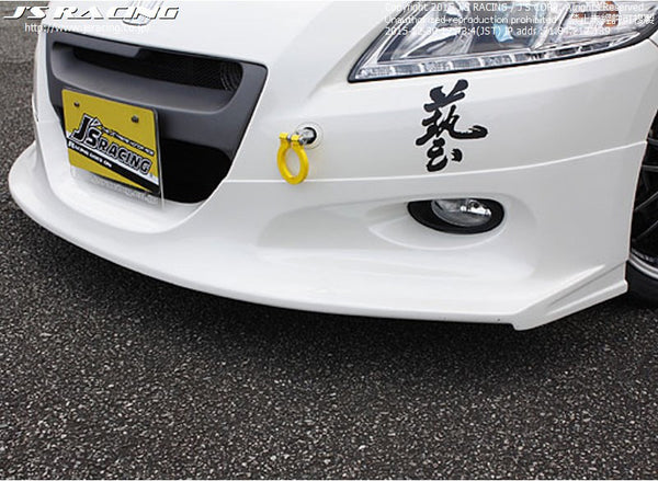 J's Racing Type-S Front Lip/Spoiler for CR-Z (ZF1)