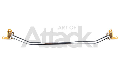 J's Racing Front and Rear Strut Bars - 00-09 S2000 (AP1/2)