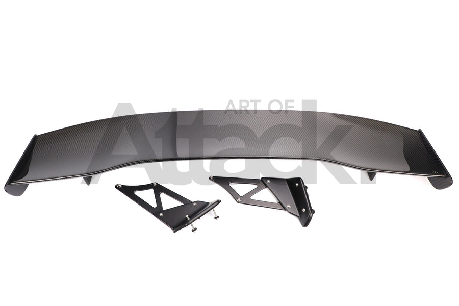 J's Racing 3D Type 1 1600mm GT Wing (CFRP) - 2017+Civic Type R (FK8)