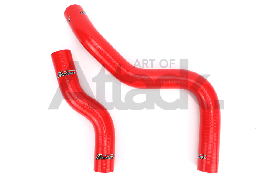 J's Racing Silicone Radiator Hoses - 2017+Civic Type R (FK8)