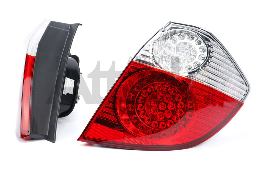 J's Racing Stellar V Rear LED Tail Light Set - 09-13 Honda Fit (GE)