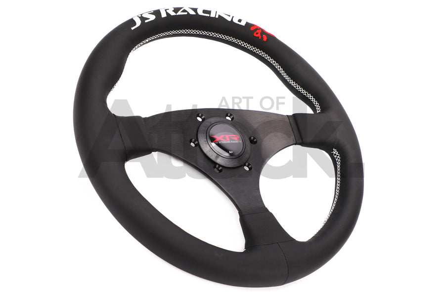 J's Racing XR Type-F 325mm Steering Wheel