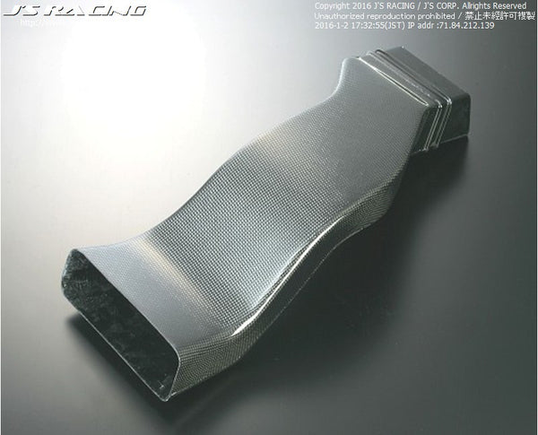 J's Racing Type-S Air Intake Duct for S2000 Bumper (AP1/2)