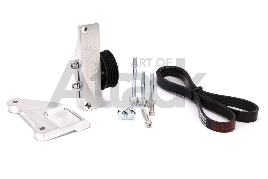 Karcepts A/C & P/S Delete Kit - K-Series Applications