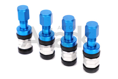 Project Kics Valve Stems - Various Colors