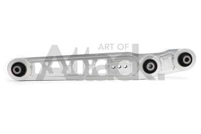K-Tuned Rear Lower Control Arms (Silver) - 96-00 Civic (EK)