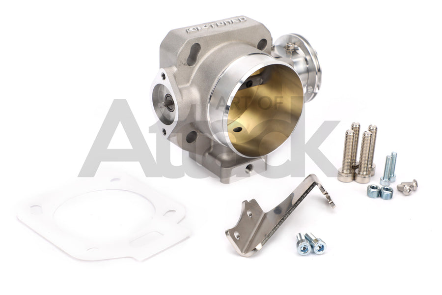K-Tuned 72mm Cast Throttle Body Dual PRB/RBC Bolt Pattern - K-Series Applications