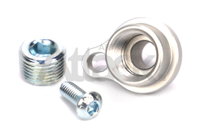 K-Tuned Oil Cooler Plug - K-series (K20/K24A)