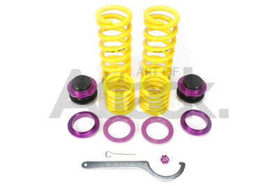 KW Suspension Clubsport Kit 2 Way Coilovers - 2020+ Toyota Supra (A90)