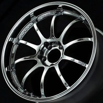 Advan RS-D Wheels -Bright Chrome
