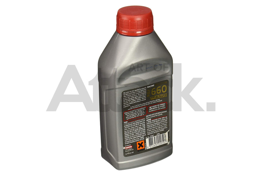 Motul RBF 660 Dot 4 Race Brake Fluid