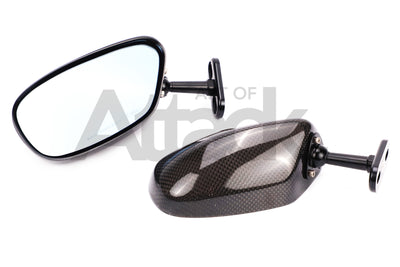 Magical Racing Racer RR Carbon Mirrors - Type 1