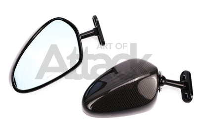 Magical Racing Racer RR Carbon Mirrors - Type 2