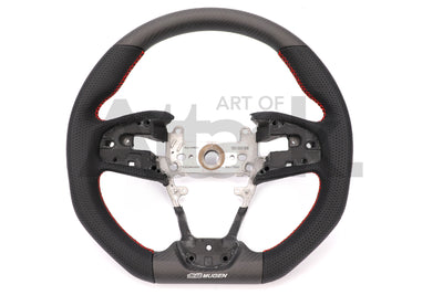 Mugen Sports Steering Wheel - 2017+ Civic Type R (FK8)