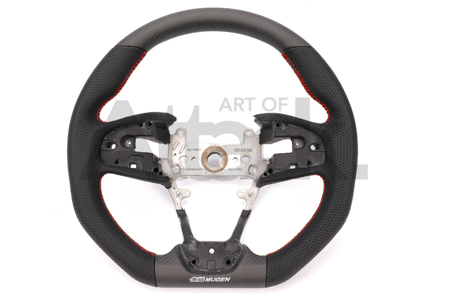 Mugen Sports Steering Wheel - 2016+ Civic (FK7/FC1/FC3)