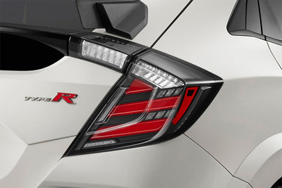 Mugen LED Tail Light Set - 2016+ Civic (FK7) / 2017+ Civic Type R (FK8)