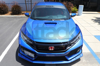 Mugen Front Under Spoiler - 2017+ Civic Type R (FK8)