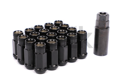 Monster Lug Nuts - Black / M14x1.50 (CTR Spec)