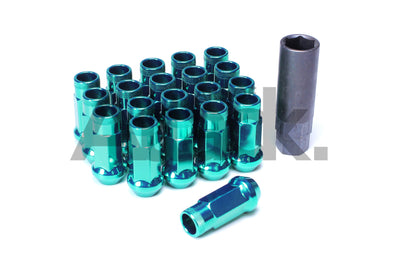 Muteki SR48 Lug Nuts - Chrome Colors