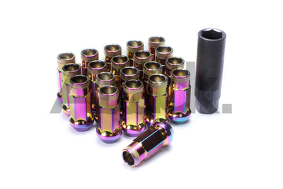 Muteki SR48 Lug Nuts- Neon Colors