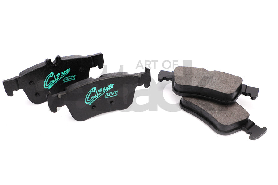 Project Mu Club Racer CR09 Rear Brake Pads - 2017+ Civic Type-R (FK8)