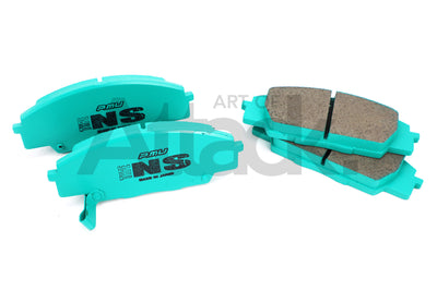 Project Mu NS Front Brake Pads - 12+ FR-S / BRZ / GT-86