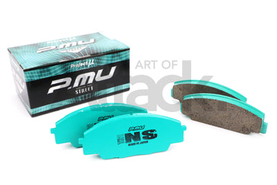Project Mu NS Front Brake Pads - Mitsubishi EVO 8 / 9 / 10