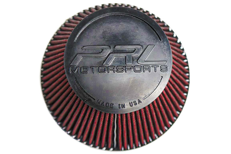 "PRL Motorsports Universal 6"" Inlet Short Coned Oiled Air Filter"