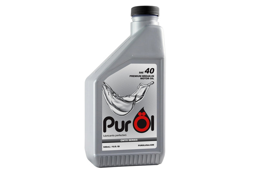 PurÖl Onyx Series Premium Break In Synthetic Motor Oil