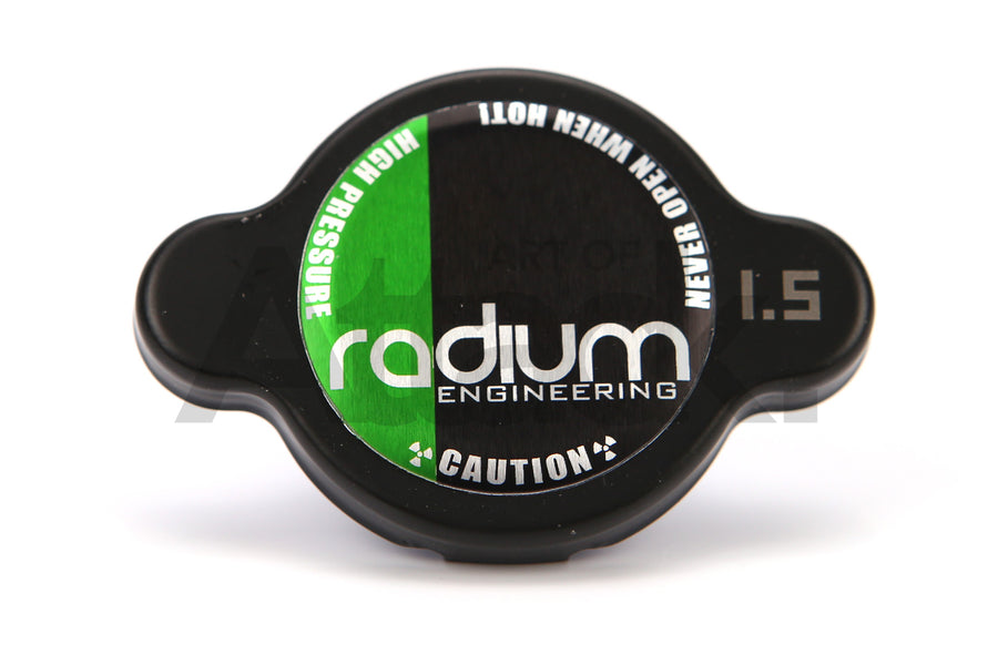 Radium Radiator Cap