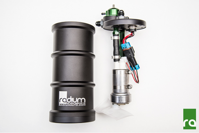 Radium Fuel Surge Tank with Integrated FPR (FST-R)