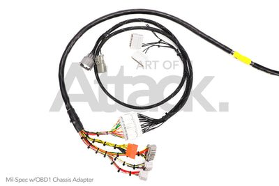 Rywire OBD1 Mil-Spec B/ D-series Tucked Engine Harness - Honda / Acura Applications