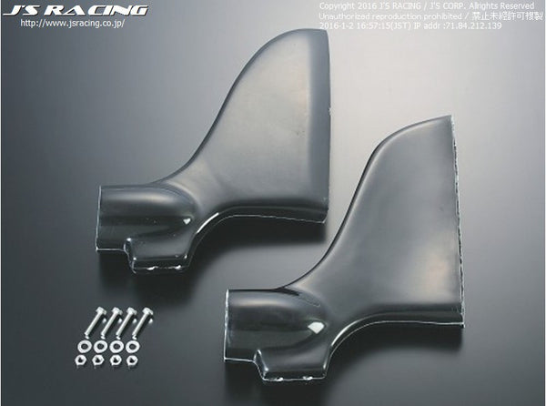 J's Racing Type-S Brake Ducts for S2000 (AP1/2)