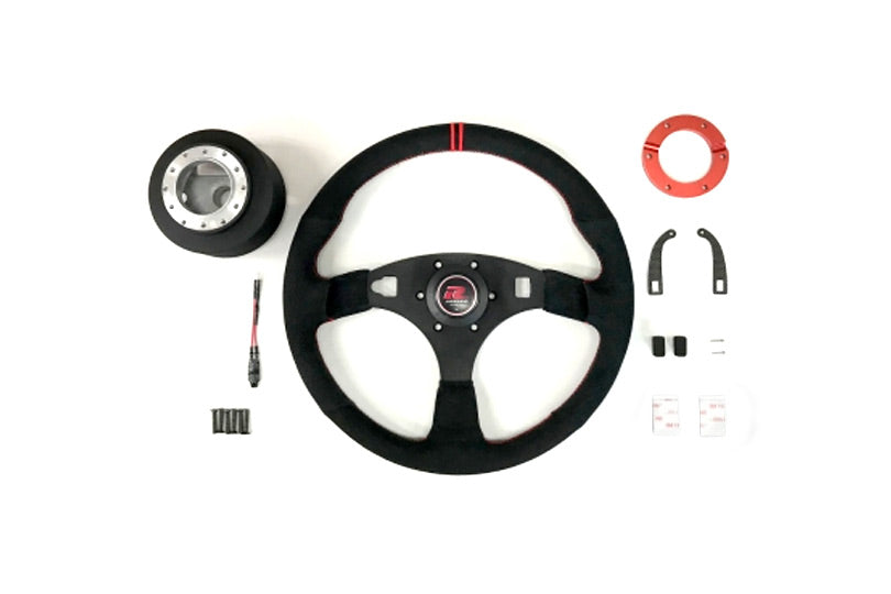 Seeker Racing Spec Steering Kit - 2016+ Civic (FK7) / 2017+ Civic Type-R (FK8)